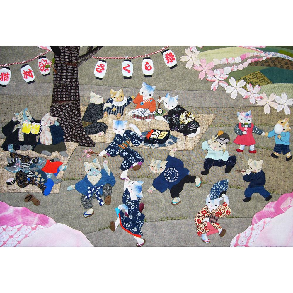 猫村のさくら祭|2010年
